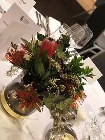 Native floral arrangement