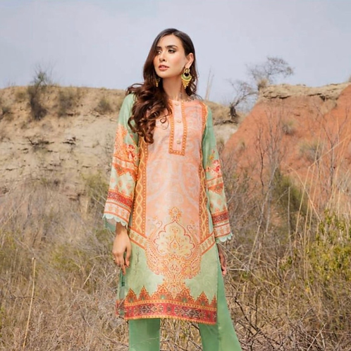 TM 6631 Kurti by Threads & Motifs