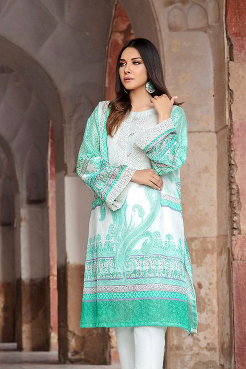 TM 6496 Kurti by Threads & Motifs
