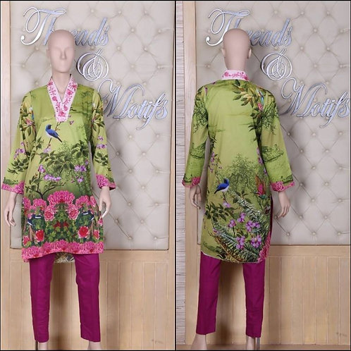 TM 3254 Kurti In Stock