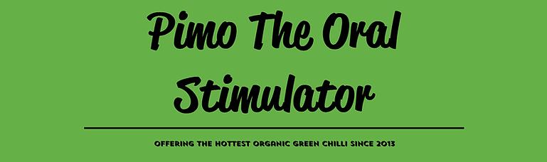 Pimo the oral stimulator chilli header for homepage.