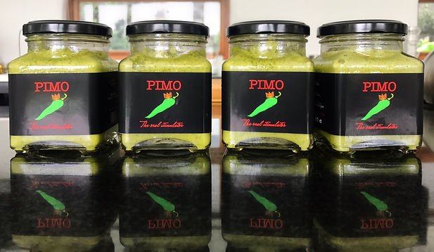 Pimo Green 260ml