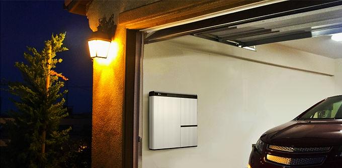 LG Chem Residential Storage RESU10H (SolarEdge)