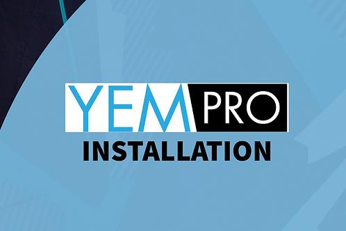 YEM Installation
