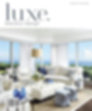 Luxe Interiors + Design Magazine