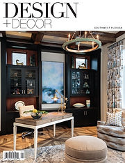 Design + Decor Magazine