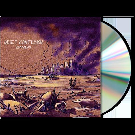 QUIET CONFUSION - Commodor