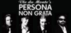 Vic Du Monte's Persona Non Grata band