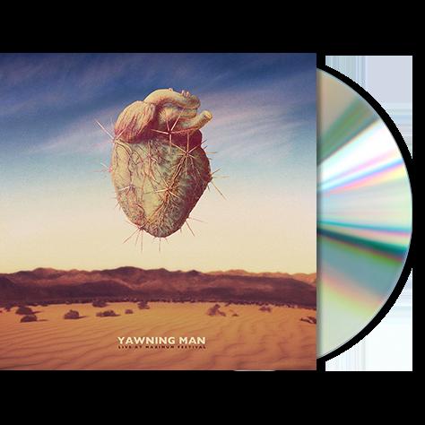 YAWNING MAN - Live At Maximum Festival | 2021 reissue