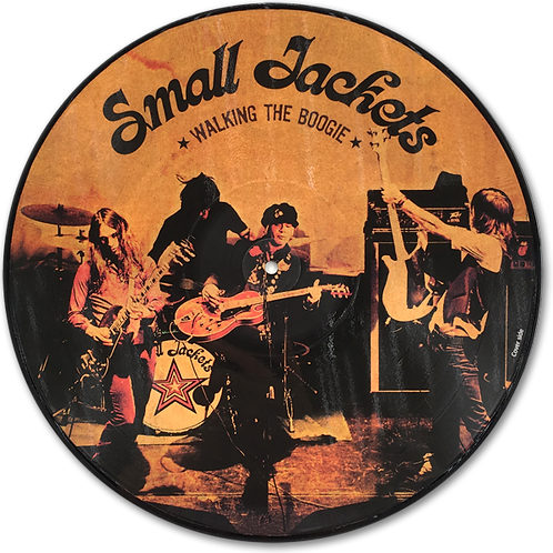 SMALL JACKETS - Walking The Boogie