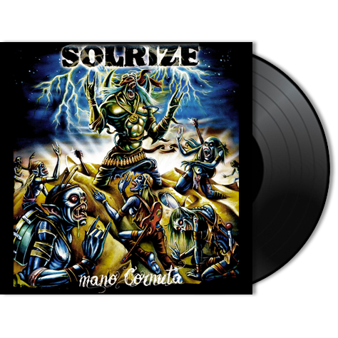 SOLRIZE - Mano Cornuta