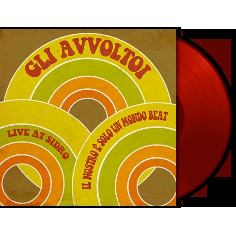 GLI AVVOLTOI - Il Nostro É Solo Un Mondo Beat Live At Sidro