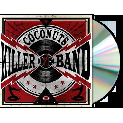 COCONUTS KILLER BAND - s/t