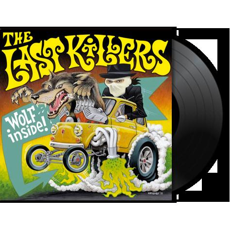 THE LAST KILLERS - Wolf Inside!