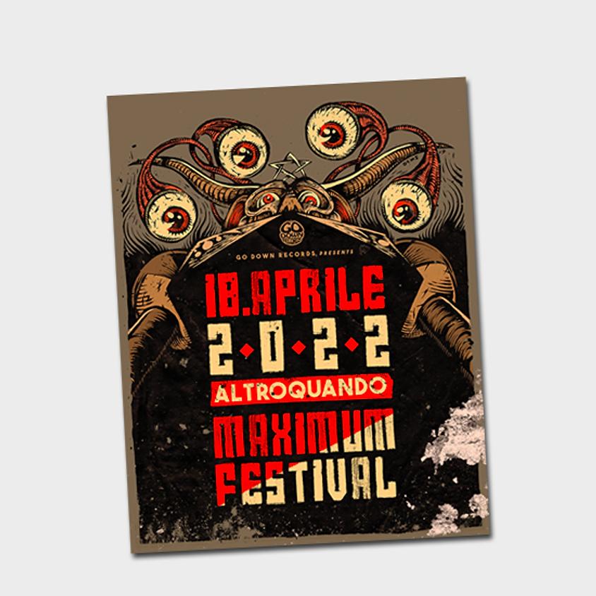 Maximum Festival 2022
