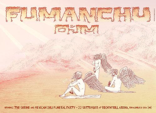 FU MANCHU + OJM 2012
