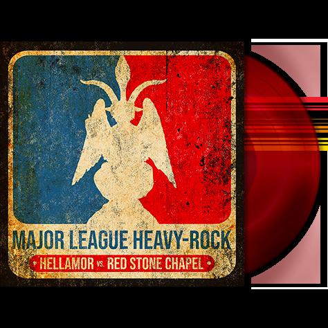 HELLAMOR | RED STONE CHAPEL - Major League Heavy-Rock