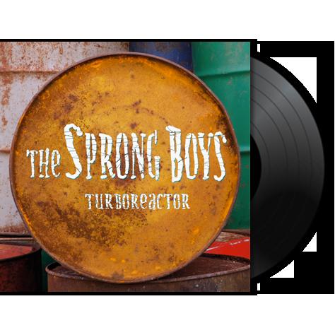 THE SPRONG BOYS | KARAMAZOV -  split