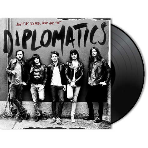 DIPLOMATICS - Don't Be Scared, Here Are The Diplomatics