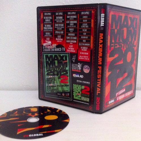 Maximum Festival DVD 2012 V EDIZIONE