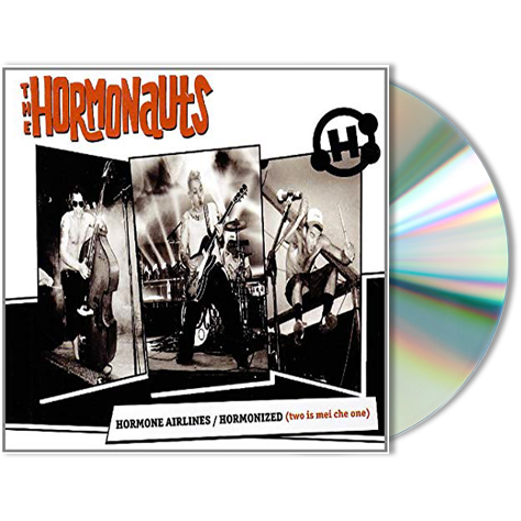 THE HORMONAUTS - Two Is Mei Che One - Vol.2