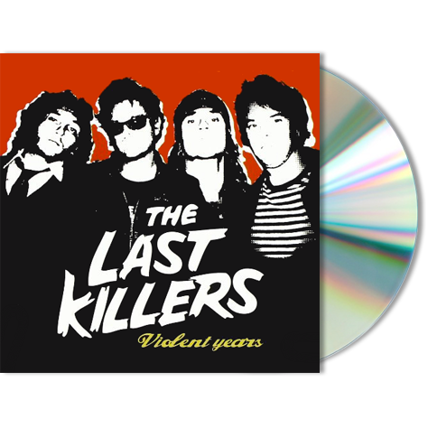 THE LAST KILLERS - Violent Years