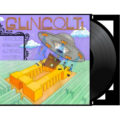 GLINCOLTI - Terzo Occhio | Ad Occhi Aperti