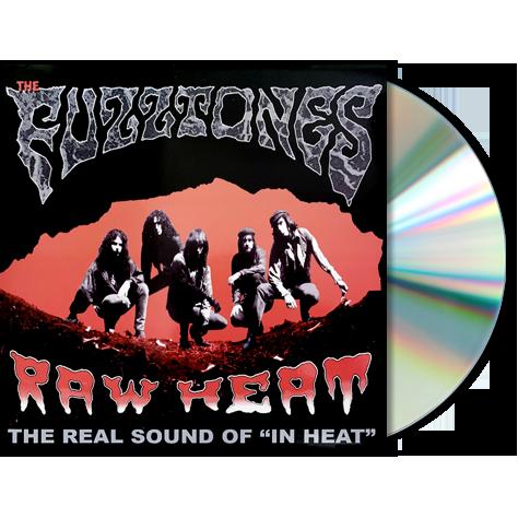 THE FUZZTONES - Raw Heat
