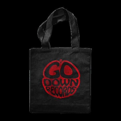 Go Down Records tote bag