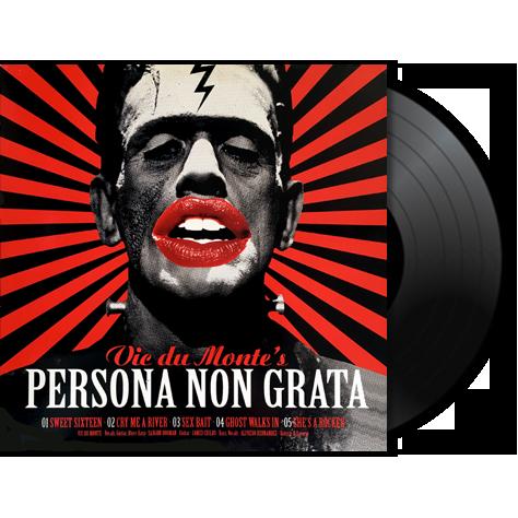 VIC DU MONTE'S PERSONA NON GRATA | RE DINAMITE - Split Connections Vol.1