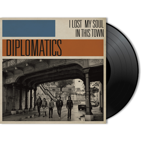 DIPLOMATICS - I Lost My Soul In This Town