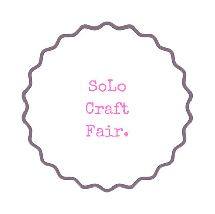 10th December 2017 SoLo Craft Fair 12:00pm