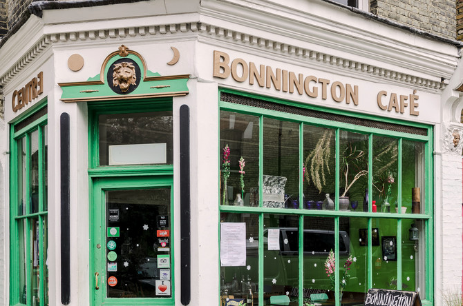 Bonnington, c'est bon!