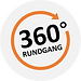 360 Grad Rundgang, virtuelle Panorama Tour