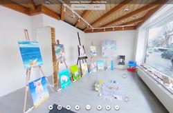 Virtuelle Kunstausstellung