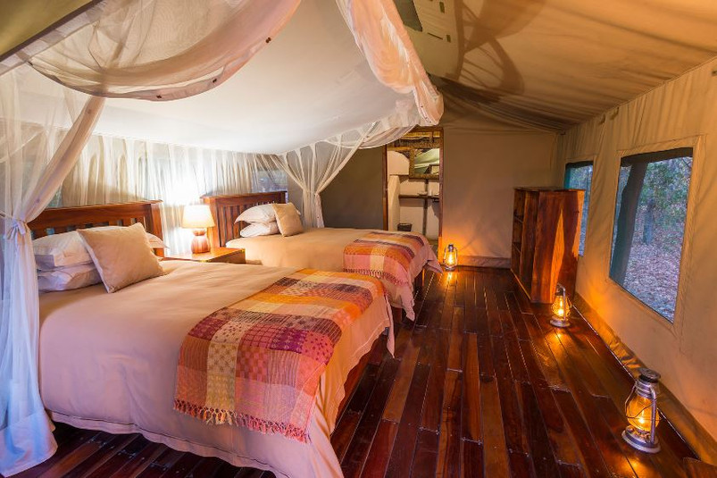 Nanzhila Plains - Safari Tent II