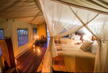 Nanzhila Plains - Safari Tent