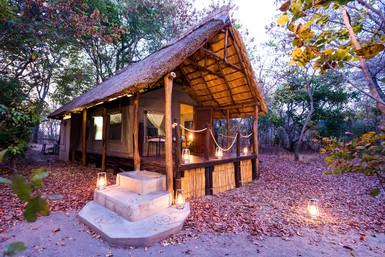 Nanzhila Plains -Tent Exterior