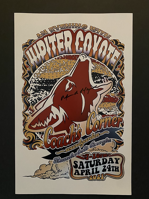 JC Show Poster
