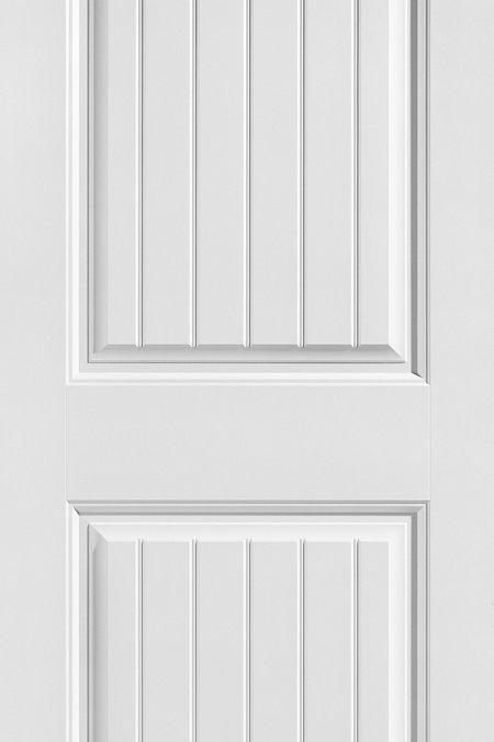 European Beaded Arch Interior door