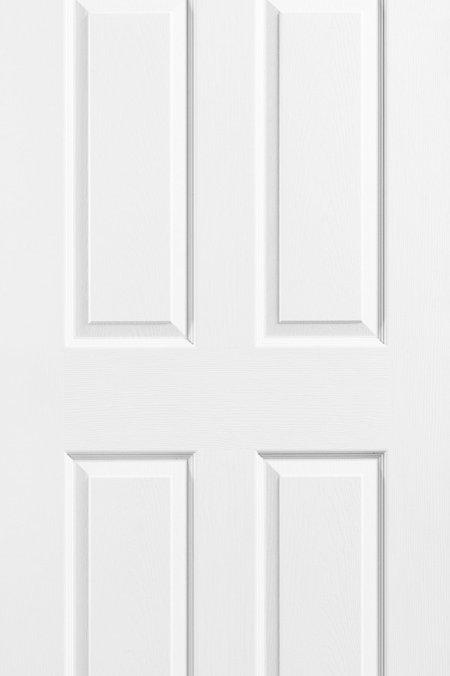 Textured: Classic 6 Panel Interior door