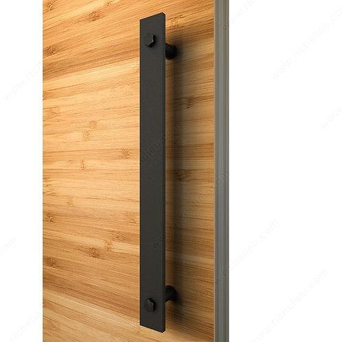 Barn Door Handle with Knob
