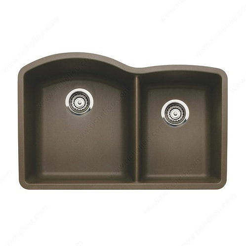 Blanco Dbl. Offset Bowl Sink