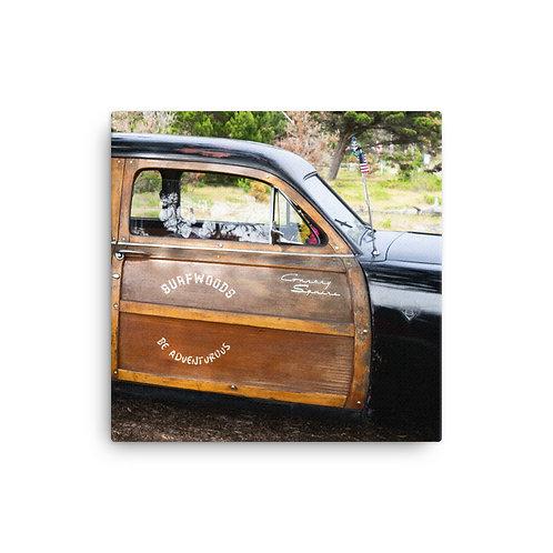 Woody Adventure print