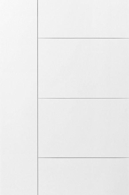 Modern Combo Interior door