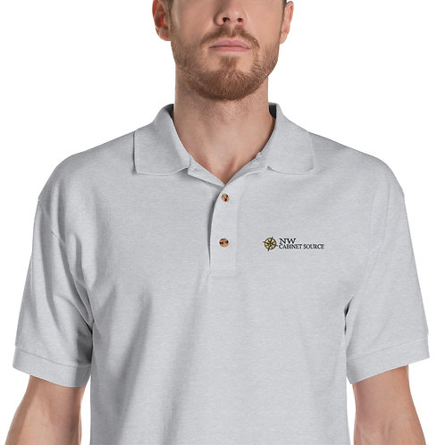 Embroidered Polo Shirt - 2 colors