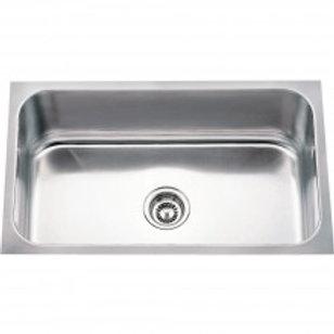 18 Gauge Stainless Steel Undermount Utility Sink