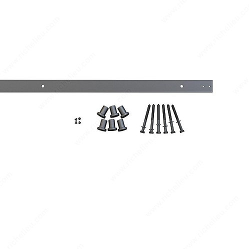 Flat Metal Door Rails