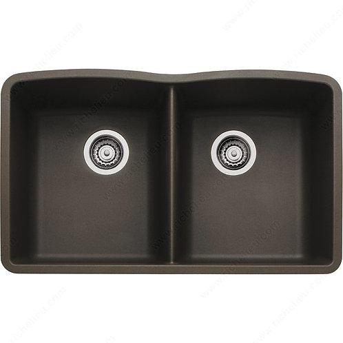 Blanco Double Bowl- UM Sink