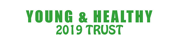 YandH Trust banner - reverse green on wh
